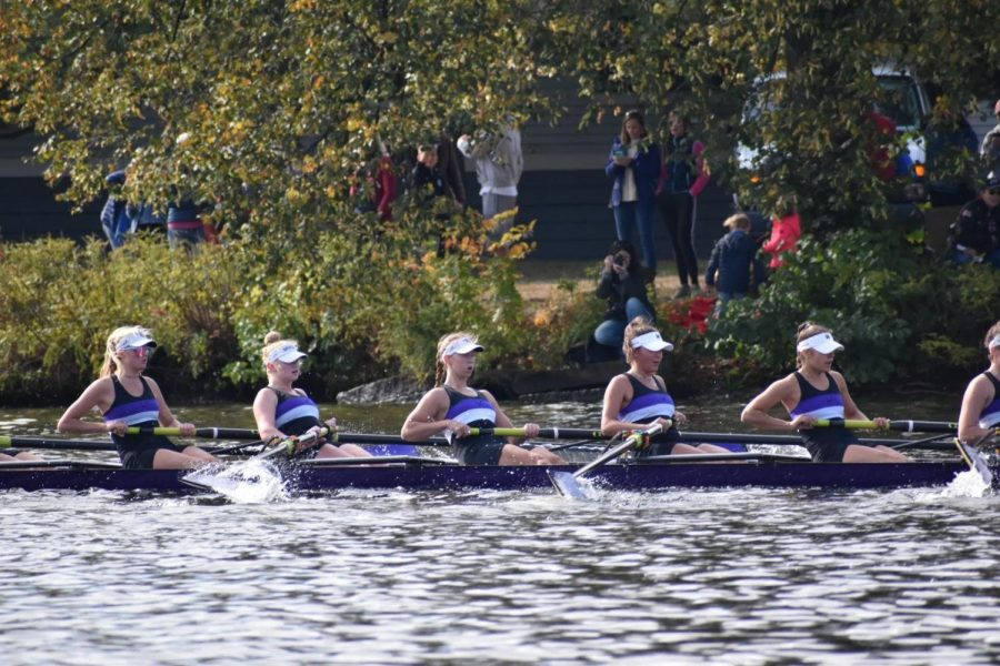 Cassie+Koestler+21+rowing+with+her+teammates+at+the+HOCR